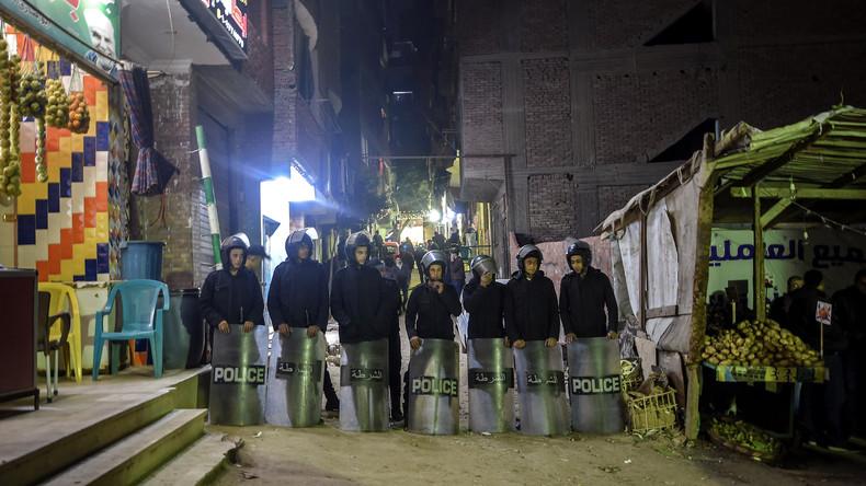 Ägyptischer Polizist kommt bei Bombenentschärfung ums Leben