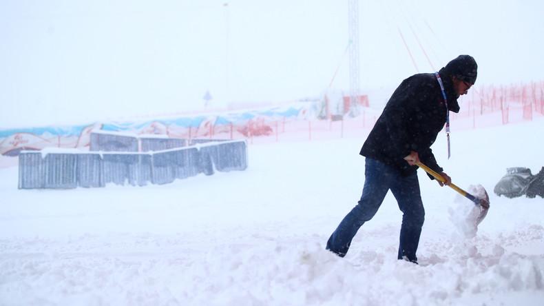 Viel Neuschnee in den Alpen - Lawinengefahr bleibt hoch