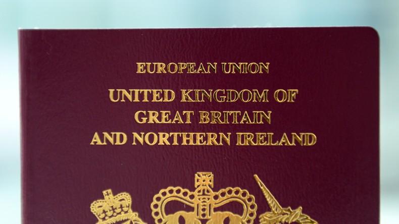 Brexit verunsichert viele Briten: Run auf Pässe anderer EU-Länder