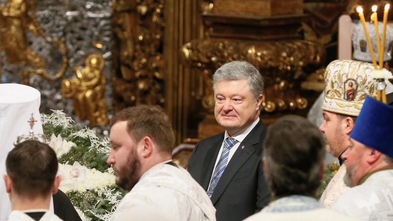 Russisch-orthodoxer Patriarch zu Nationalkirche in Ukraine: Eine beispiellose Einmischung