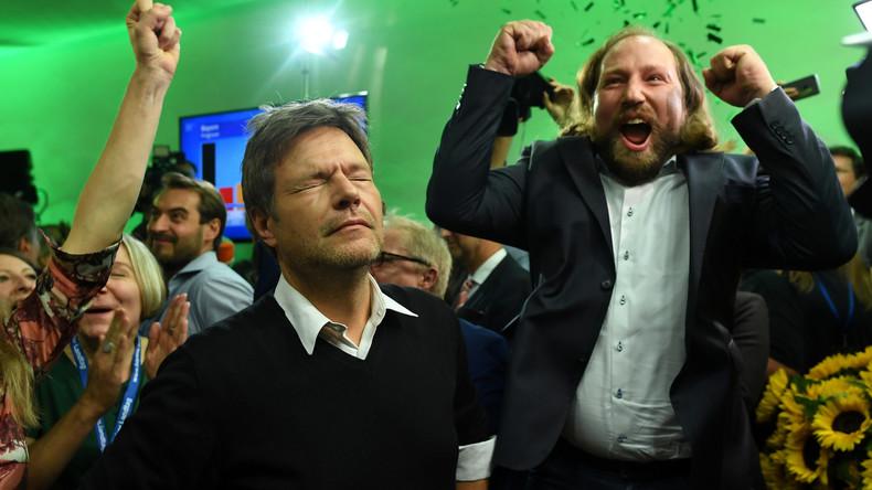 """Habeck vertwittert sich: """"Wollen aus Thüringen ein offenes, freies, demokratisches Land machen"""""""