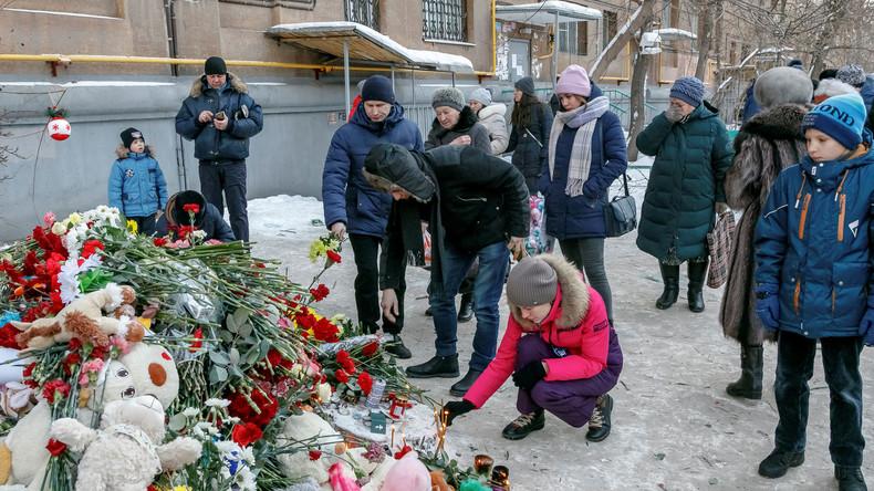 Magnitogorsk-Unglück: Leiter des Ermittlungskomitees beklagt Zustand der Gasleitungen in Russland