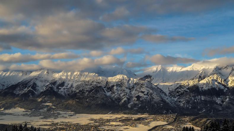 Tirol bereitet sich auf höchste Lawinenwarnstufe vor