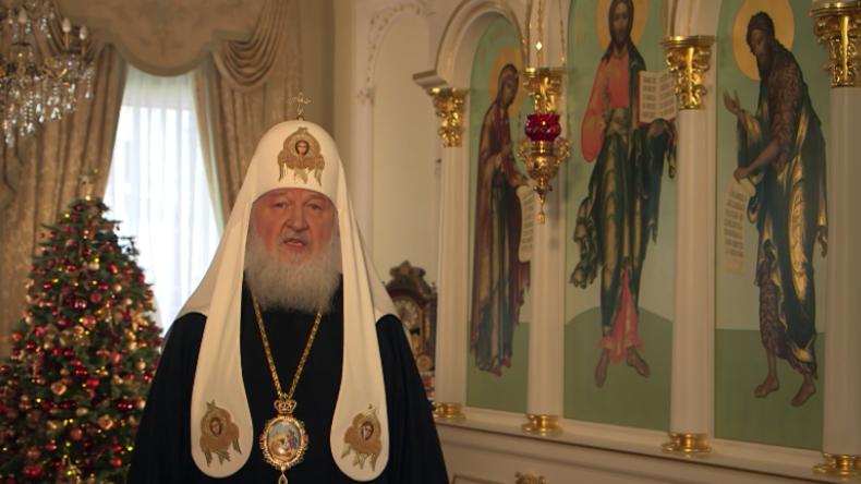 """Weihnachtsbotschaft aus Moskau: """"Müssen die Ursache des Bösen bekämpfen, nicht die Symptome"""""""