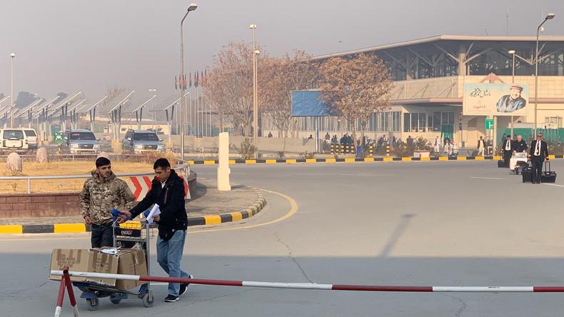Abschiebeflug aus Deutschland trifft in Afghanistan ein