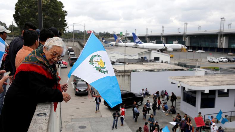 Guatemala beendet Mandat der UN-Kommission gegen Straffreiheit vorzeitig