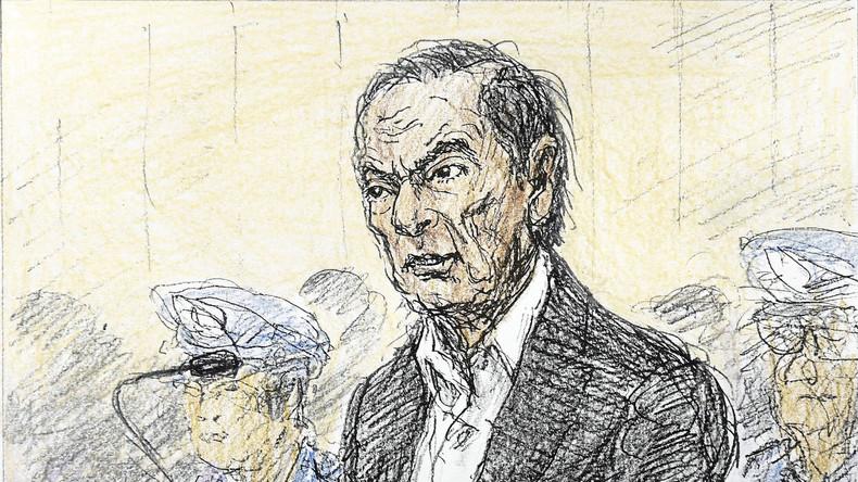 Ex-Nissan-Chef Ghosn weist vor japanischem Gericht Anschuldigungen zurück