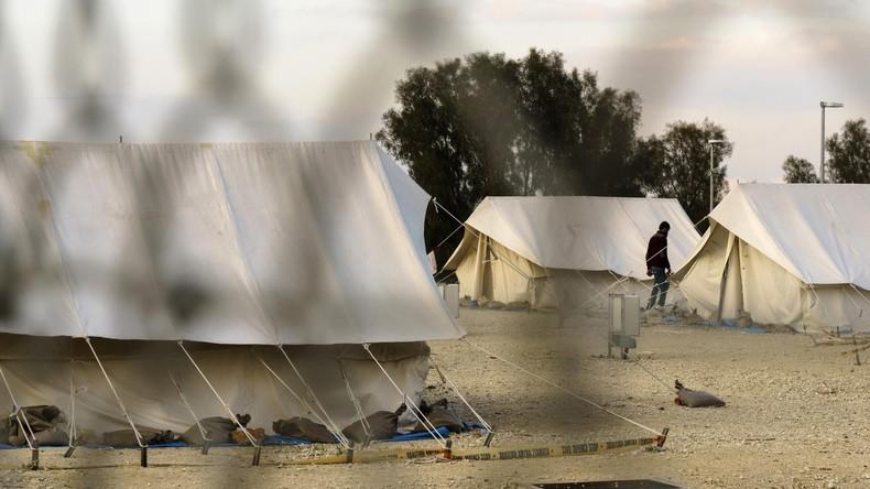 Zyprische Behörden greifen erneut Migranten auf