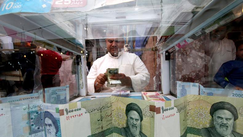 Gegen den Werteverfall: Iranische Zentralbank will vier Nullen bei Währung streichen