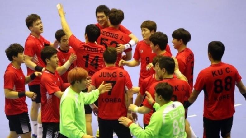 Zeichen für den Frieden: Das gesamtkoreanische Handball-Team bei der WM in Dänemark und Deutschland