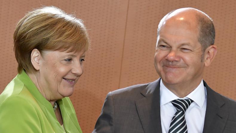 Die SPD steht bei 15 Prozent, und Olaf Scholz will Kanzler werden