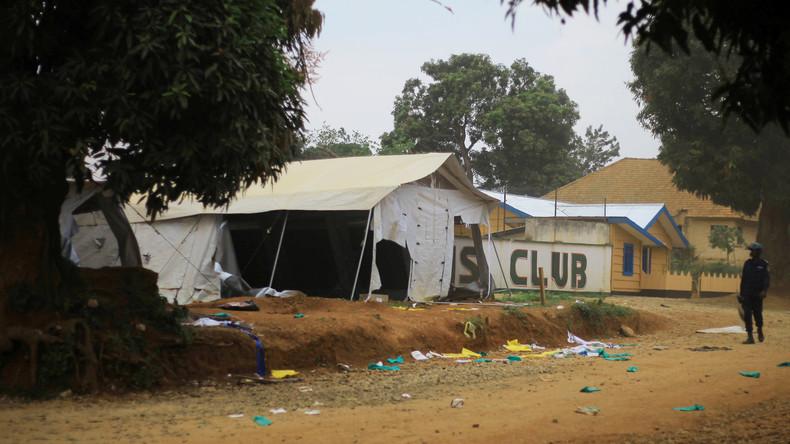 Kongo: Mindestens zehn Tote bei Angriff in Ebola-Gebiet
