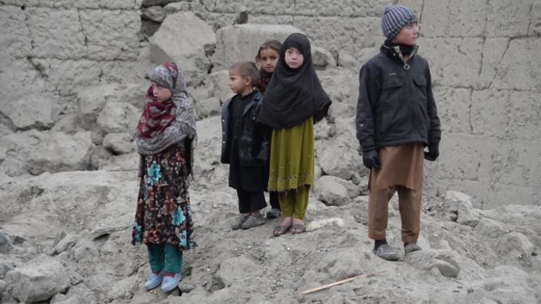 """Afghanistan: """"So leben wir nun – nachdem die Armee, der IS und die Amerikaner hier waren"""""""