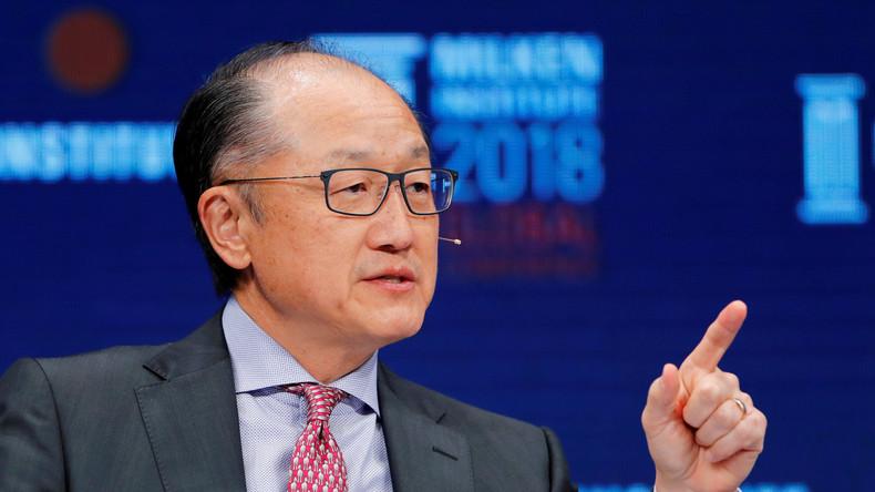 Weltbankchef tritt zurück - Jetzt liegt die Wahl seiner Nachfolge bei Trump