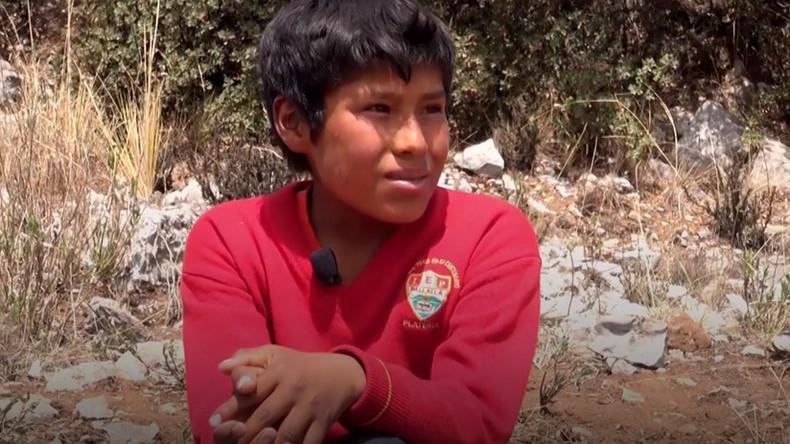 Minister für einen Tag: Zwölfjähriger übernimmt Sozialressort in Peru