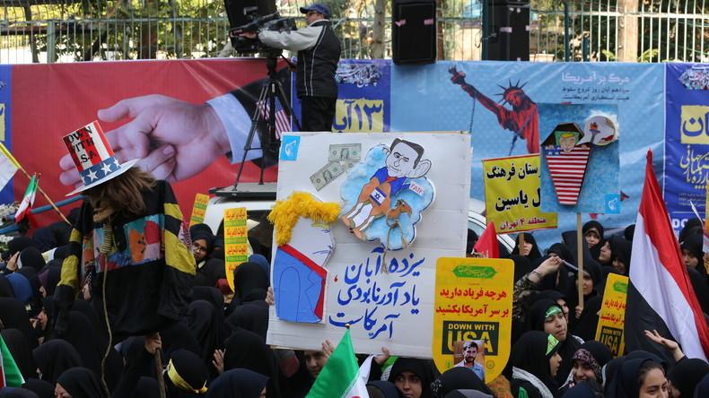 EU verhängt wegen angeblicher Anschlagspläne Sanktionen gegen Iran