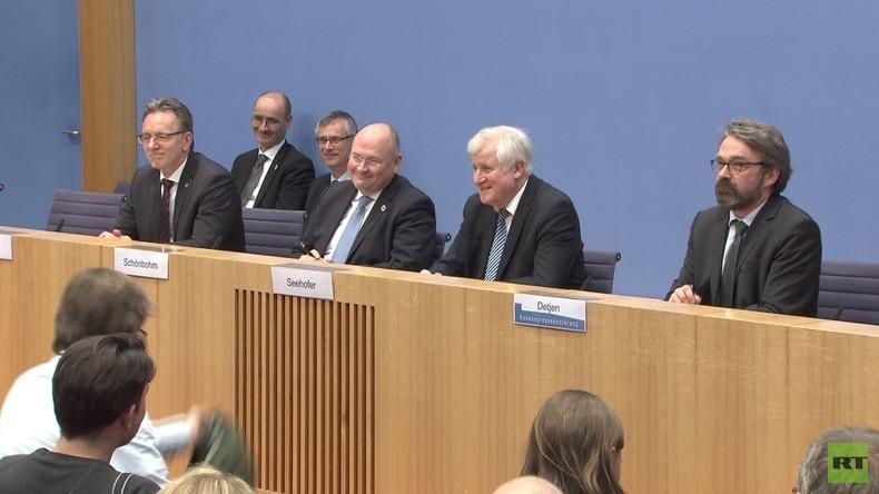 Seehofer, BSI und BMI widersprechen BILD-Chef Reichelts Darstellung zu Daten-Leak: Nein, nein, nein