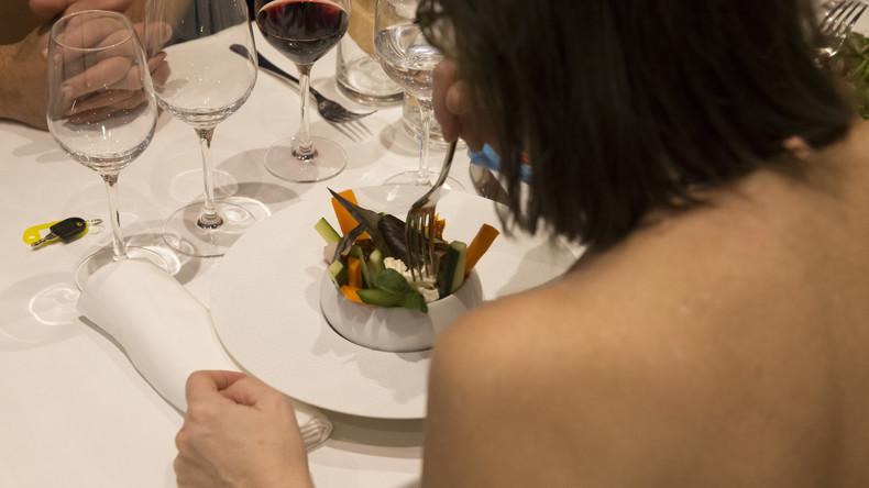 Pariser essen nicht gern nackt: Erstes FKK-Lokal schließt aufgrund Kundenmangels