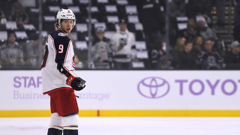 US-Brennerei verspricht russischem Eishockeyspieler lebenslange Wodka-Versorgung für Clubtreue