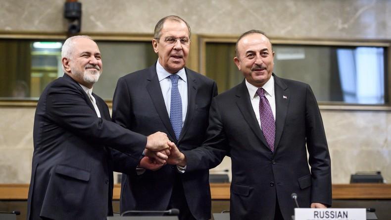 USA doch keine Partner: Türkei fordert Kooperation mit Russland und Iran nach US-Rückzug aus Syrien