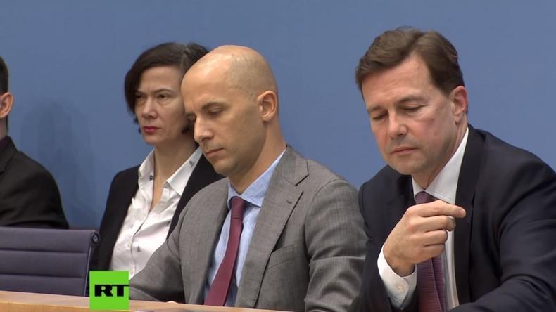 Causa Billy Six auf der Bundespressekonferenz: Fragen über Fragen