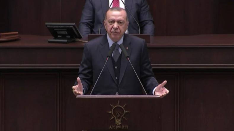 """Erdoğan attackiert Nationalen Sicherheitsberater der USA: """"Er hat einen schweren Fehler gemacht"""""""