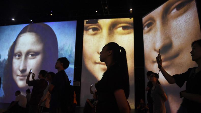"""Wissenschaftlich bewiesen: """"Mona-Lisa-Effekt"""" auf da Vincis Gemälde existiert nicht"""