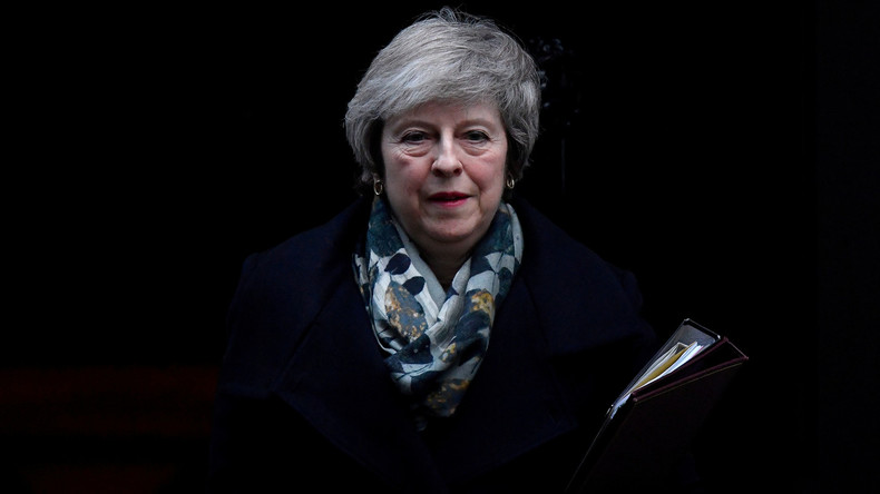 """Schlappe für May im Parlament: Regierung muss """"Plan B"""" für Brexit-Verhandlungen erstellen"""