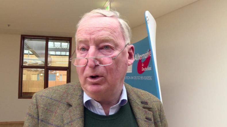 Gauland: Ursache von Angriff auf Magnitz ist AfD-Ausgrenzung