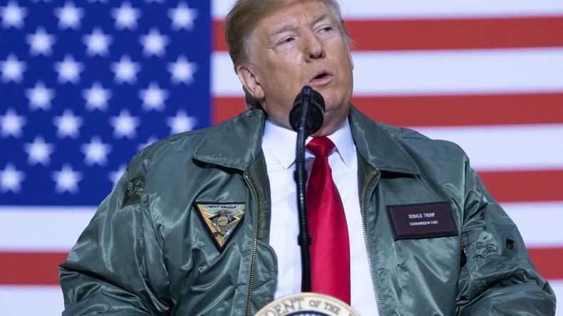 Donald Trump - Der perfekte Sündenbock