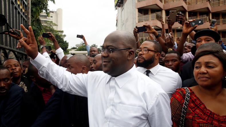 Machtwechsel im Kongo: Oppositioneller gewinnt Präsidentenwahl