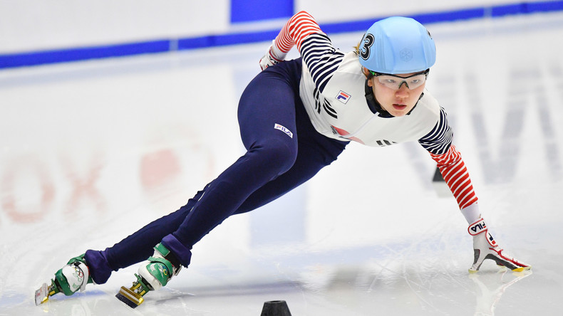Südkoreanische Olympiasiegerin Shim Suk-hee wirft Ex-Trainer sexuelle Gewalt vor