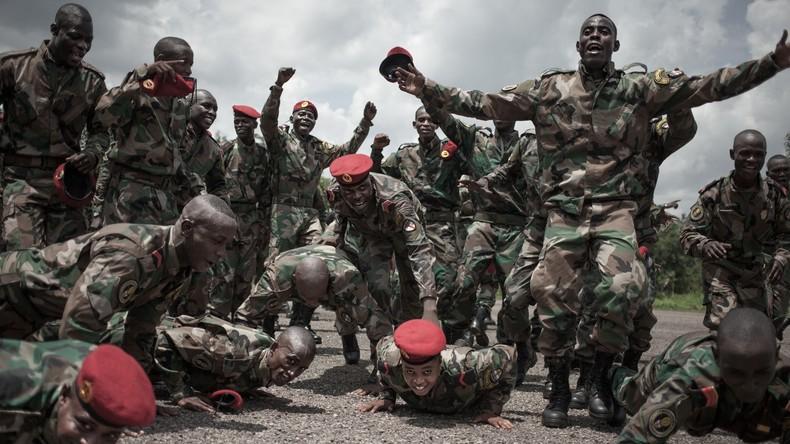 """""""Russland ein vollwertiger Partner"""": Zentralafrika offen für Errichtung von Militärbasis"""
