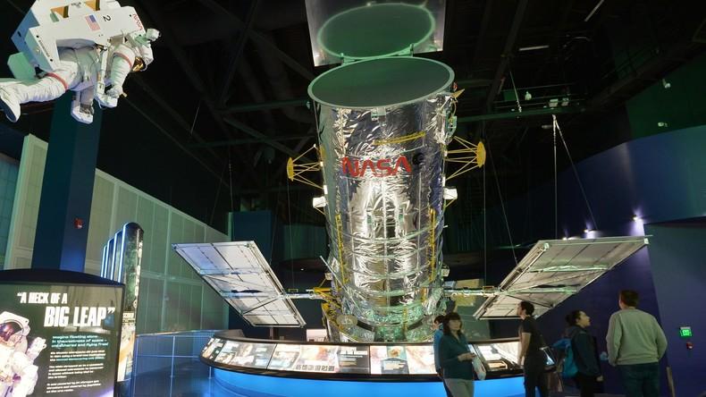 Weltraumteleskop Hubble verliert wichtigste Kamera – Reparatur wegen US-Haushaltssperre unsicher