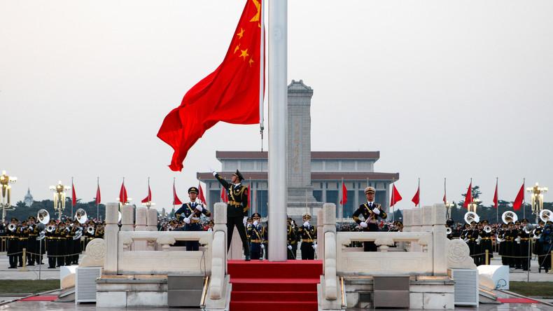 Hymne in Gefahr: Peking treibt neues Gesetz zum Schutz seiner Nationalhymne in Hongkong voran