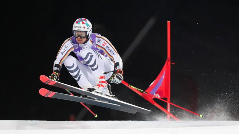 Verstoß gegen Anti-Doping-Regel: Deutscher Skirennfahrer Luitz verliert Weltcupsieg
