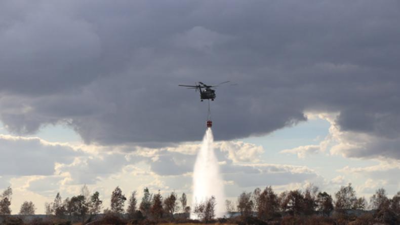 Neue Waffentests nach Moorbrand - Verteidigungsministerium hat Missstände noch nicht geklärt