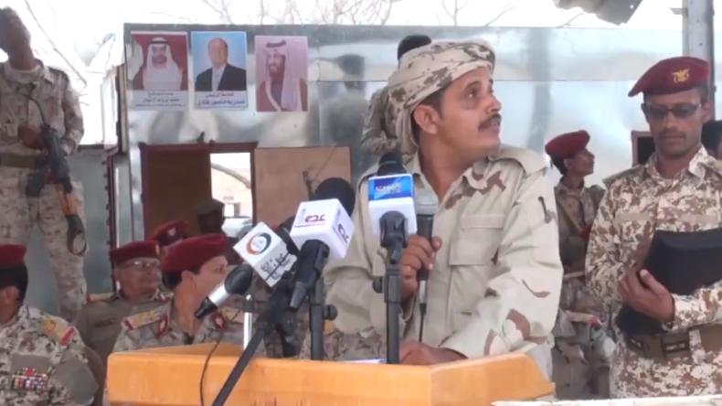 Video zeigt Drohnenangriff auf hochrangige Militärparade von Saudi-Verbündeten im Jemen