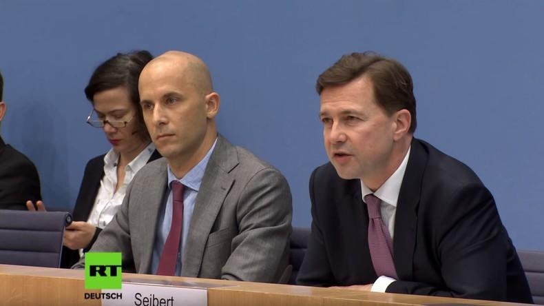 Merkel-Sprecher: Auch ohne konkrete Fakten hat Russland ganz klar den INF-Vertrag verletzt