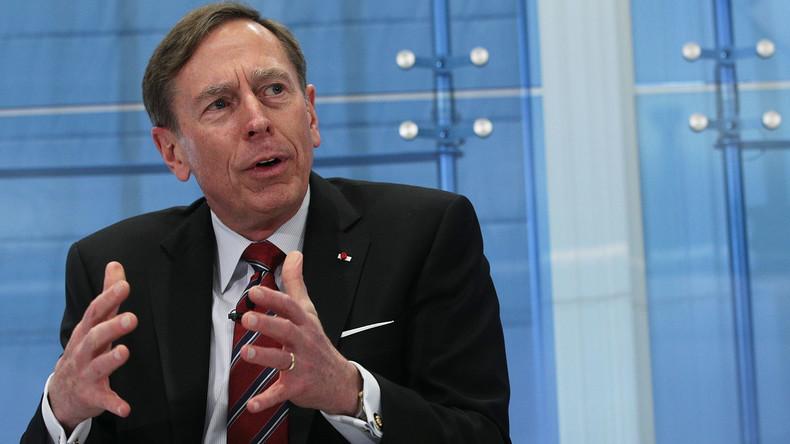"""Ex-CIA-Chef Petraeus: """"Putin ist das größte Geschenk für die NATO seit dem Kalten Krieg"""""""