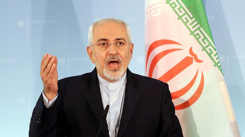 """Nach neuen Sanktionen: Iran kritisiert EU als """"sicheren Hafen"""" für Terroristen"""