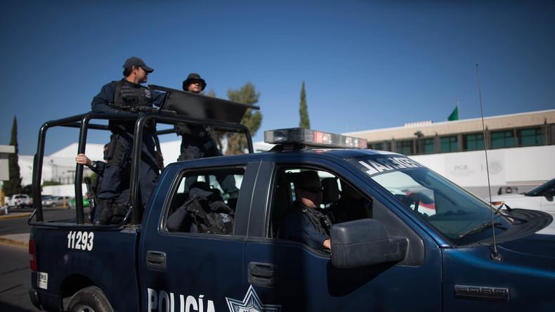 20 Tote bei Schießerei in Mexiko