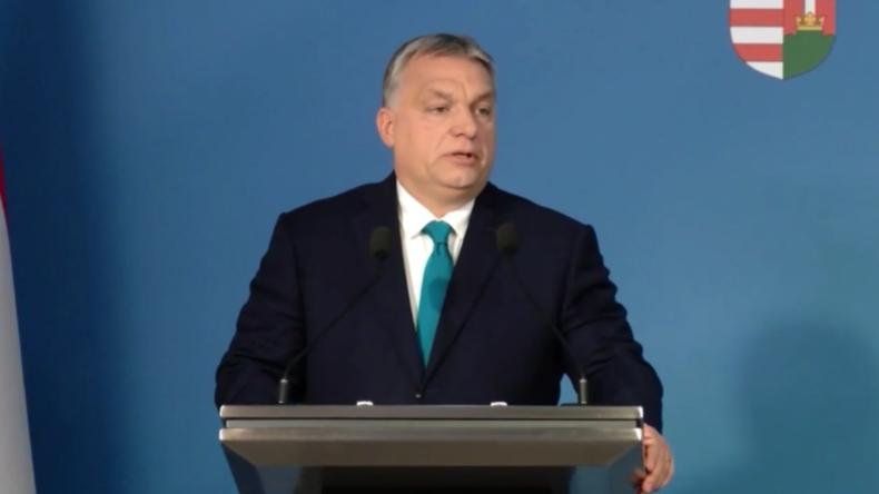 Victor Orban fordert Mehrheiten gegen die Einwanderung in allen EU-Institutionen