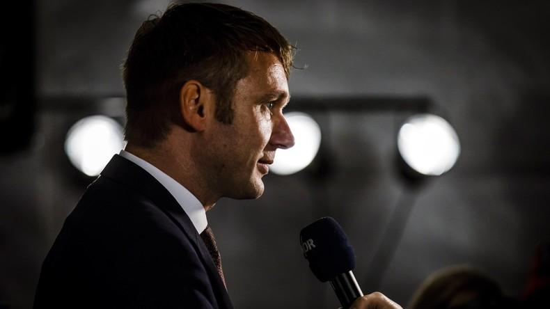 Früherer Landesparteichef Poggenburg verlässt AfD
