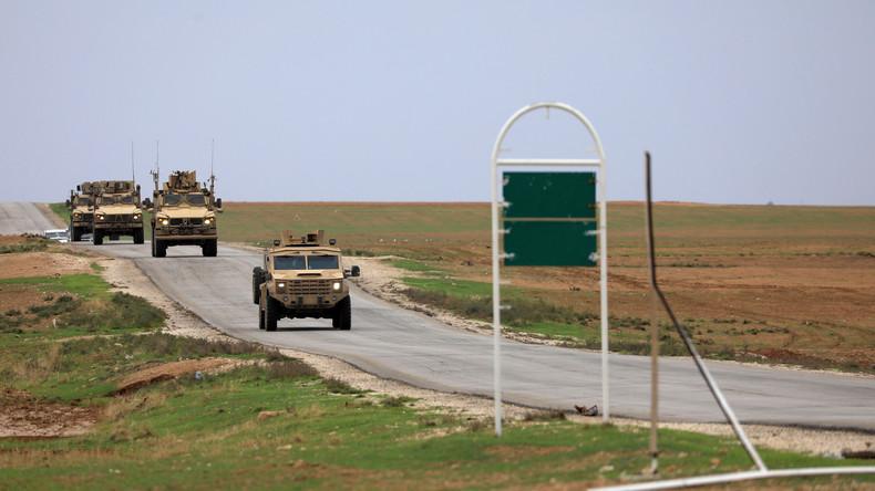 US-Truppen beginnen Abzug aus Syrien