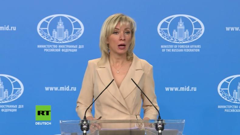 Russland weist Spekulation über Gefangenenaustausch mit den USA zurück