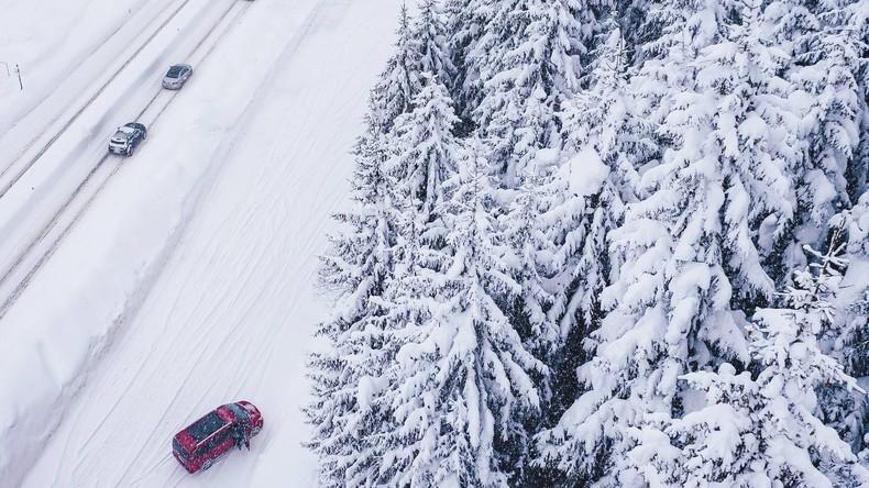 Wichtige Reiseroute in Tirol für mehrere Tage gesperrt