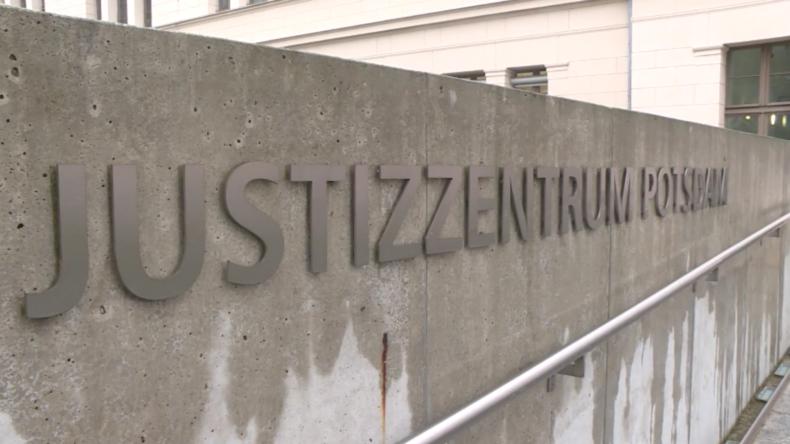 Potsdamer Gericht nach Bombendrohung evakuiert