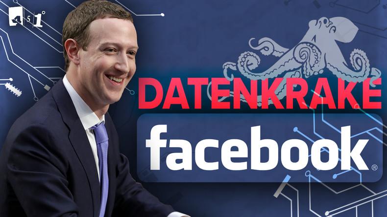 Datenkrake FACEBOOK ? | 451 Grad