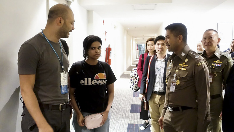 Geflüchtete Saudi-Araberin erhält Asyl in Kanada
